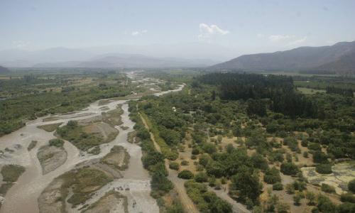 Sanción a empresa minera por alteración de cauce y extracción ilegal de agua en Putaendo