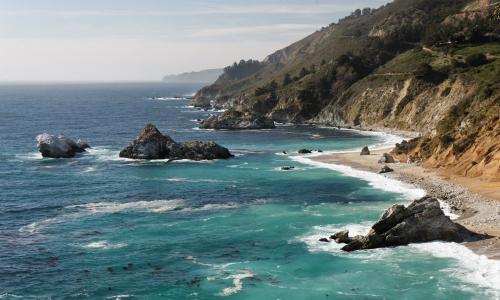 Región de Coquimbo y California se unen para proteger áreas marinas y terrestres
