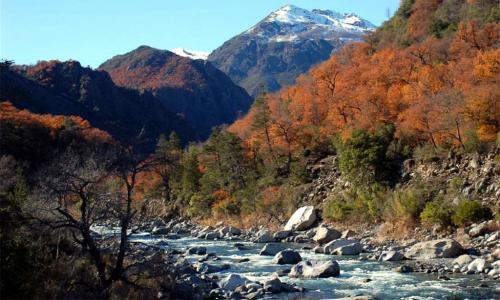 Con éxito se desarrolló en Los Queñes el Tercer Encuentro Nacional por los ríos Libres y Vivos