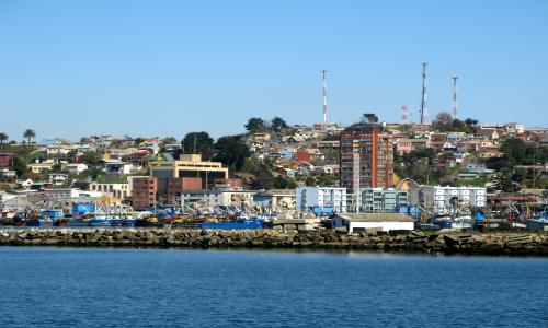Reunión en Talcahuano por riesgo de metales pesados