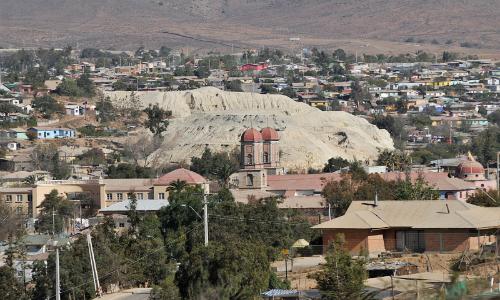Autoridades de Andacollo denuncian contaminación y problemas de salud por mineras