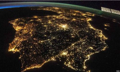 Día de la Tierra: Las mejores fotos del planeta tomadas desde el espacio