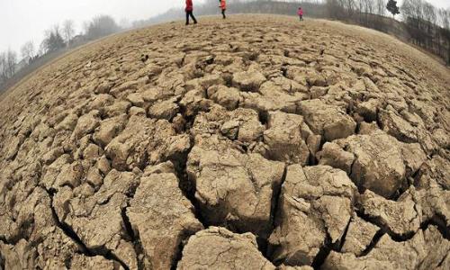 Día de la Tierra: El planeta enfrentará un déficit de agua del 40% en 2030