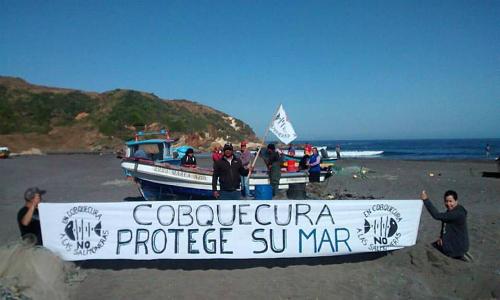 Familia Stengel frena trámite de proyecto acuícola por US$28,6 millones en Cobquecura