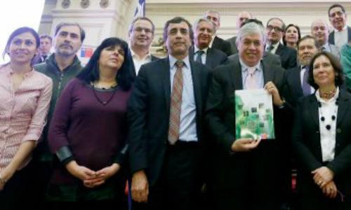 Gobierno y Actores Sectoriales presentan política forestal 2015-2035