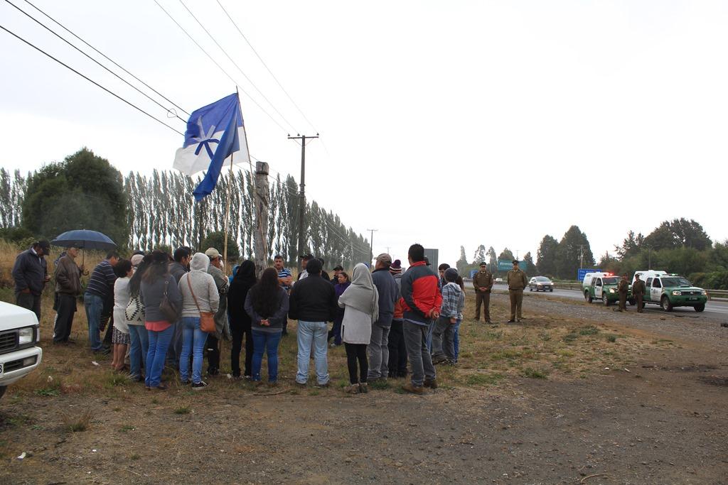 Comunidad Mapuche de Freire presenta recurso de protección contra proyecto aprobado de termoeléctrica
