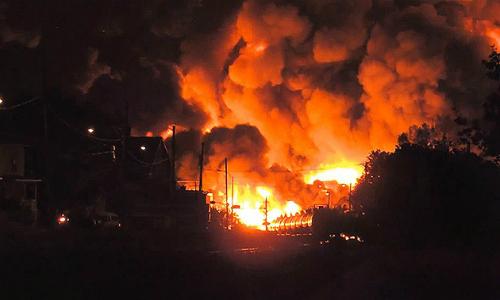Los grandes incendios serán cada vez más frecuentes en Chile