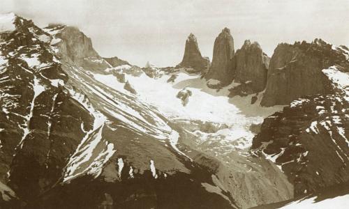 El retroceso de los glaciares patagónicos, retratado por una expedición