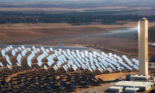 Concentración Solar de Potencia y sus impactos ambientales