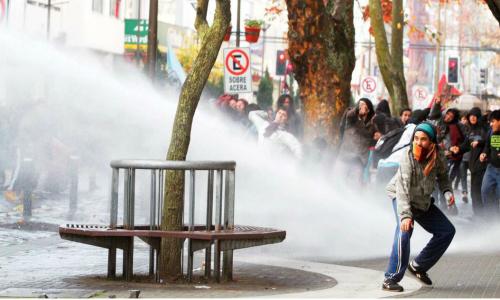 Aprobación de Octopus desata caos y furia en Concepción