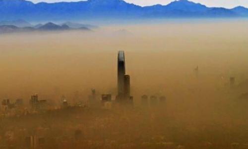 Plan de descontaminación endurece norma a 57 grandes industriales de Santiago
