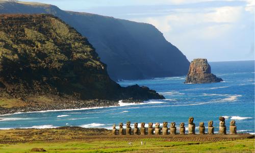 Mesa del Mar de Rapa Nui se integra a trabajo para creación de área marina protegida
