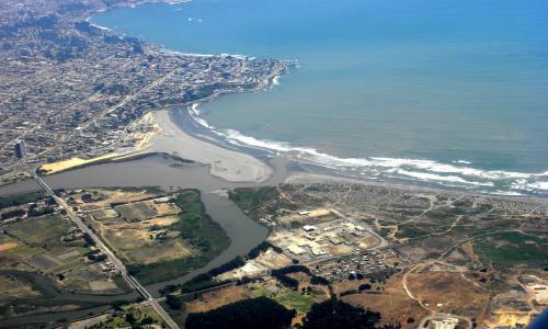 Cores rechazan de forma transversal termoeléctrica de Enap en Concón
