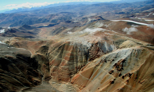 Barrick Gold busca relanzar proyecto Pascua Lama