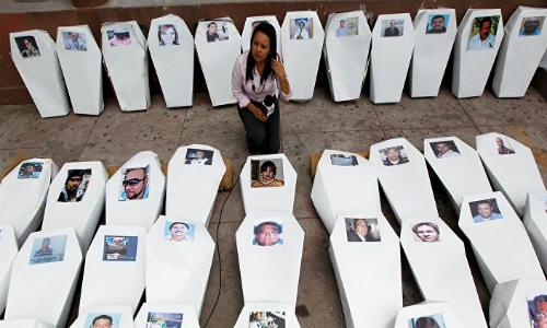 Asesinan a otra líder ambiental en Honduras