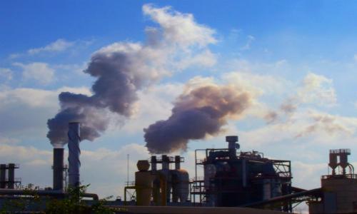 Energía con menos carbón