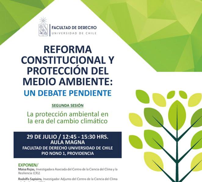 Reforma Constitucional y protección del Medio Ambiente: Un debate pendiente