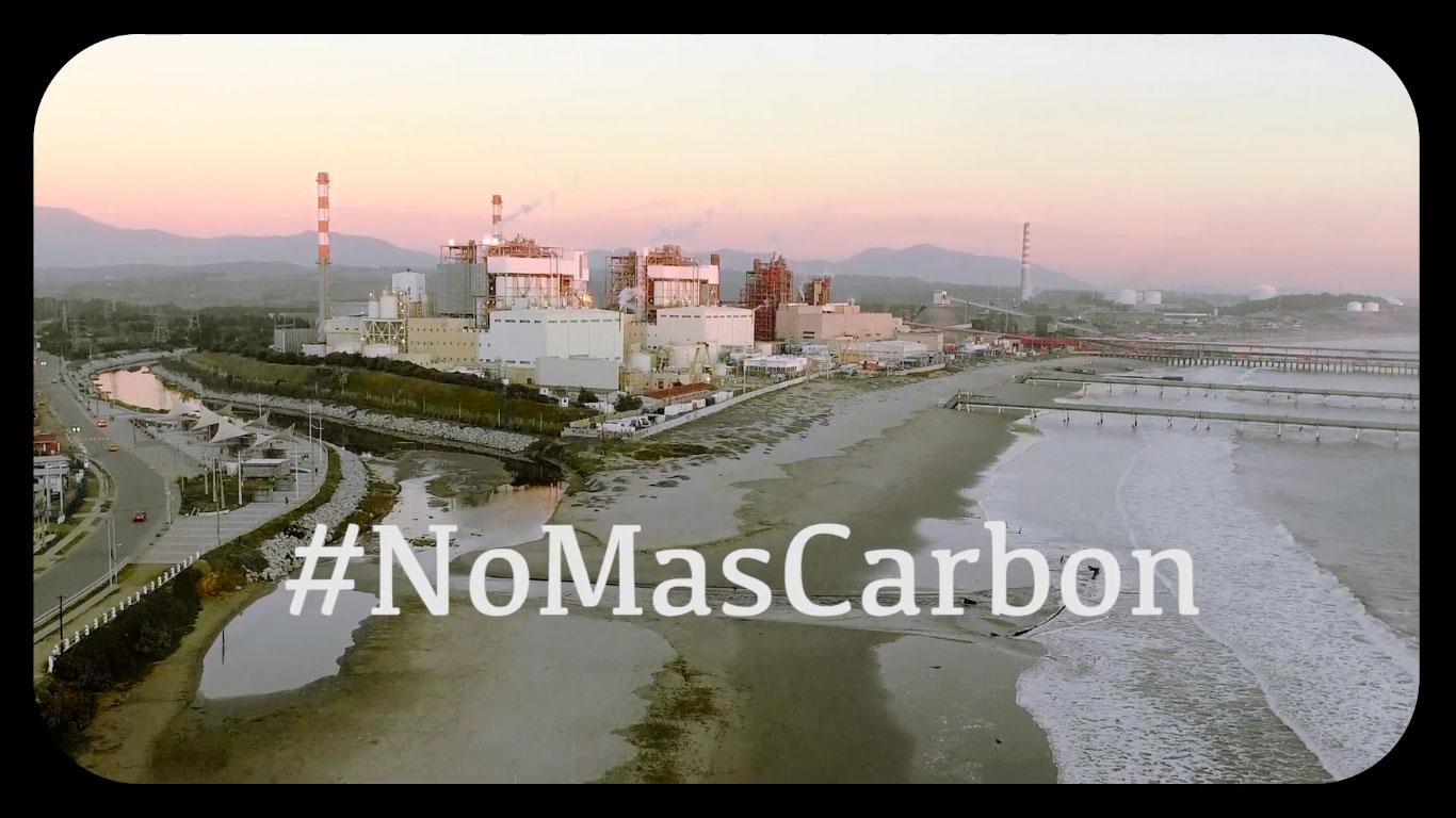 Firma por la campaña #NoMasCarbon