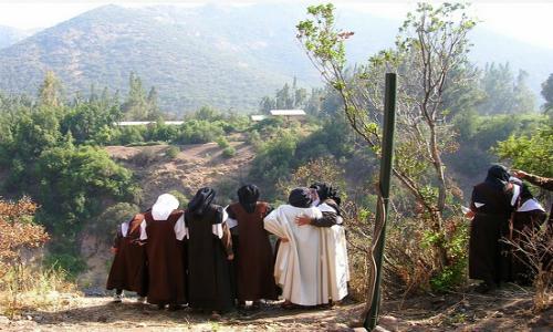 La ofensiva de las Carmelitas Descalzas contra la central hidroeléctrica El Canelo