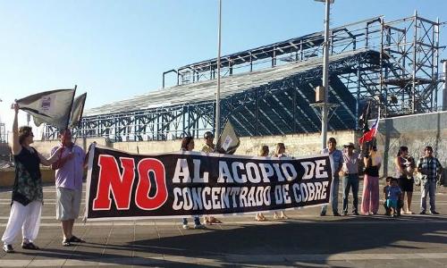 Antofagasta: Estación MOP sigue registrando presencia de metales peligrosos