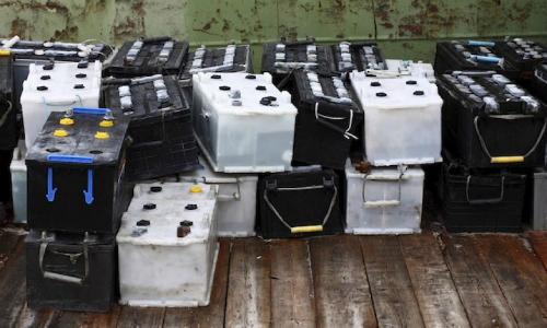Retienen dos cargamentos de plomo que pretendían exportar ilegalmente desde San Antonio