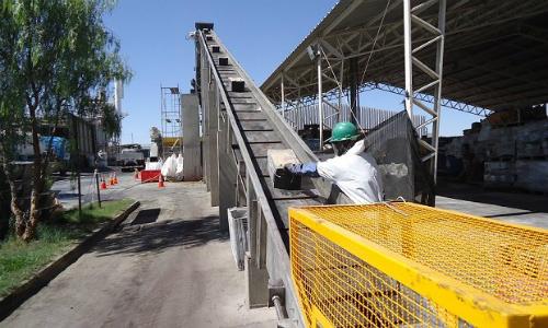 Organizaciones sociales de Calama marcharon contra la contaminación
