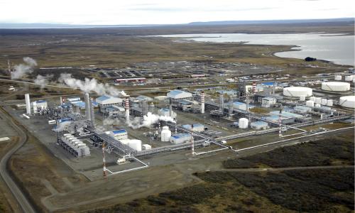 Methanex se rearma y afina contrato con Geopark para la operación de sus dos plantas