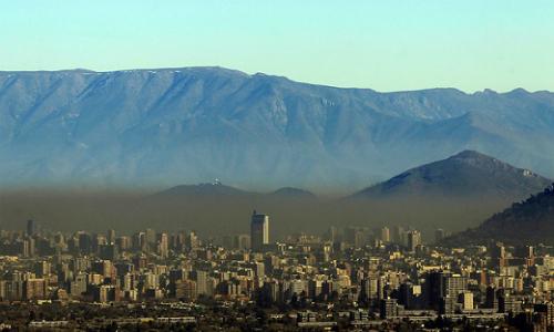 Santiago y parte de la zona centro viven el año más seco de los últimos 50 años