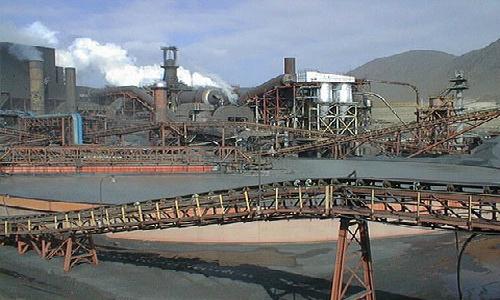 Ministros aprueban plan de descontaminación para Huasco