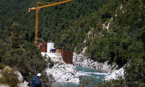 Central Hidroñuble deberá someterse a evaluación ambiental