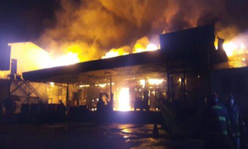 Incendio de Aysén revela amplio uso de amoníaco en salmoneras