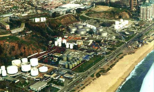 Tensa reunión de participación ciudadana por proyecto 'Arena Contaminada' en San Felipe