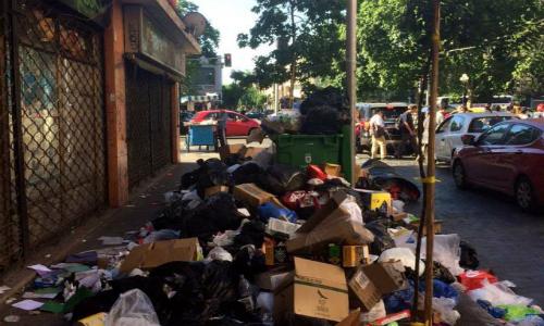 Santiago es un basural: Ministerio de Salud decreta alerta sanitaria en RM