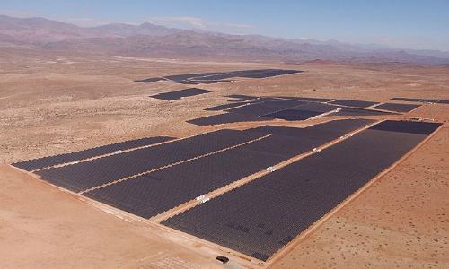 En Atacama inició operaciones El Romero Solar, la mayor planta fotovoltaica de Latinoamérica