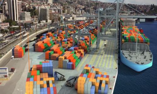 Contaminación e impacto ambiental de los  puertos chilenos