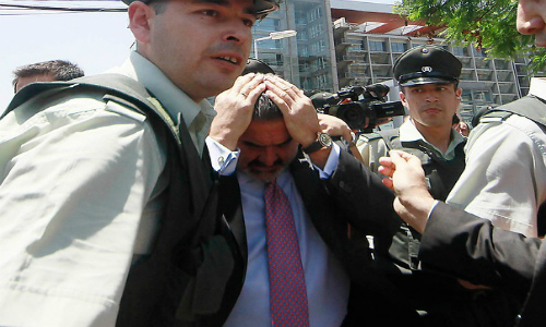 La trastienda de la agresión que sufrió Luksic tras declarar en juicio contra Gaspar Rivas