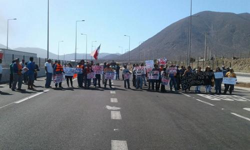 Pescadores de la IV Región arremeten contra proyecto minero Dominga