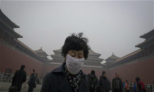 China crea policía ambiental para combatir contaminación en Beijing