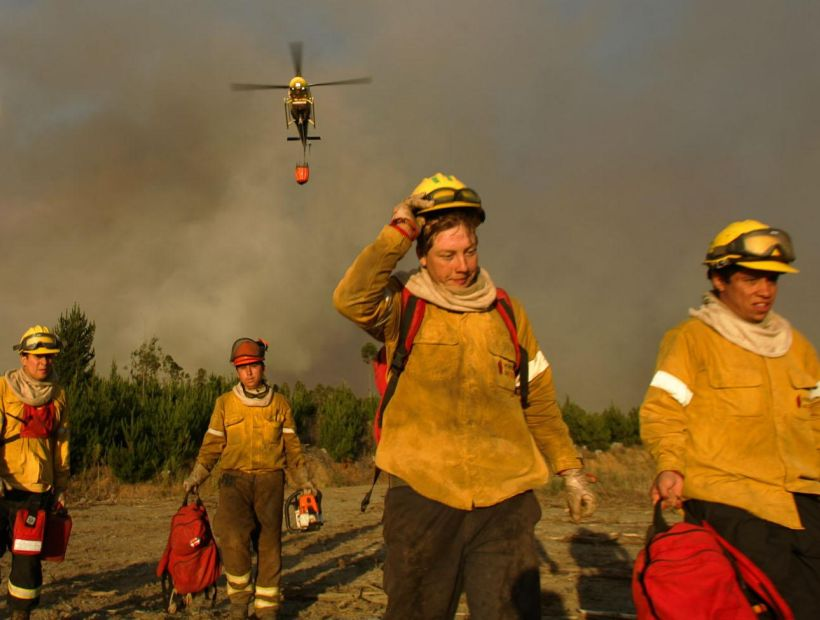 Gobierno de Estados Unidos apoya desarrollo de planes comunitarios de prevencion de incendios forestales