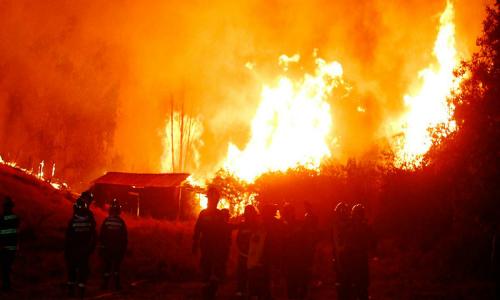 Sala ratificó informe de comisión investigadora sobre el manejo de incendios forestales