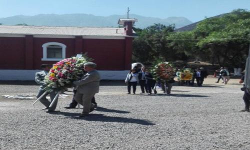 Comunidad de El Melón conmemora los 52 años de la tragedia de El Cobre