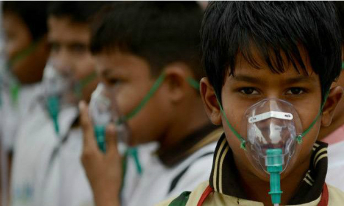 Uno de cada cuatro niños muere por algún tipo de contaminación