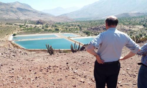 """Obispo Infanti: """"Adueñarse del agua es una grave ofensa a los derechos humanos"""""""