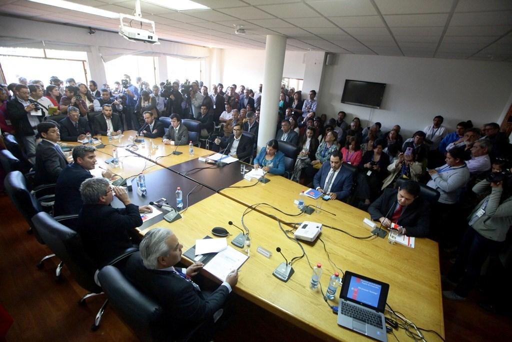 Andes Iron acusa desviación de poder y discriminación arbitraria en rechazo a Dominga