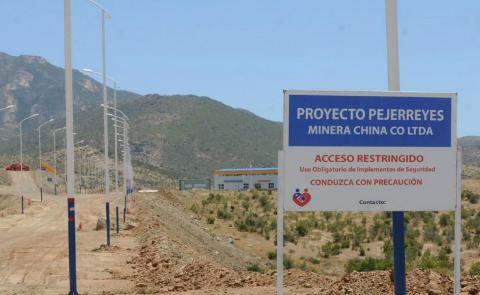 Region de Coquimbo: En Pejerreyes se eleva la tensión por conflicto minero