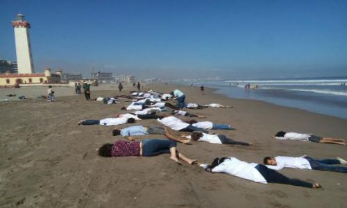 Chilenos marchan por la ciencia