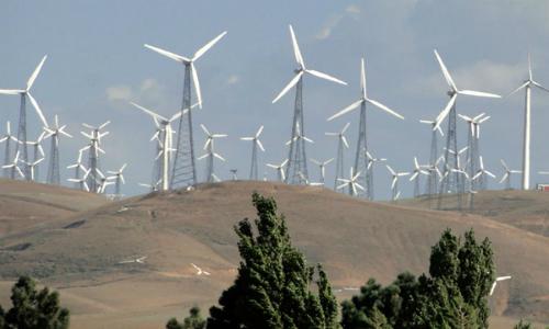 Eólicas inyectarán 265 GWh alcanzando 4,5% de generación nacional a 2017