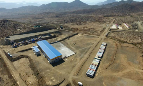 Piden aclarar eventual peligro de uranio en minera china de Ovalle