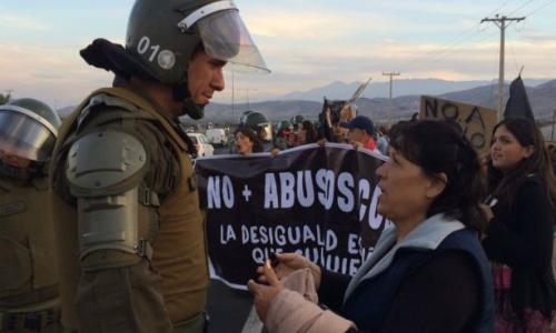 Protestas en Til Til por basural: Alcalde y concejal terminan detenidos