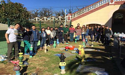 Exitosa jornada educacional medio ambiental en Pichilemu